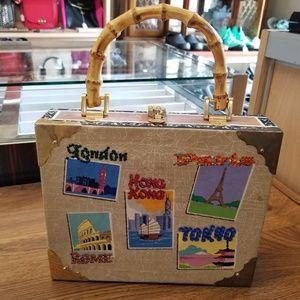 Handbags - CIGAR BOX PURSE FROM BUENO CIGAR BOX